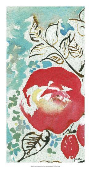 Sussex Garden III-Julia Minasian-Art Print