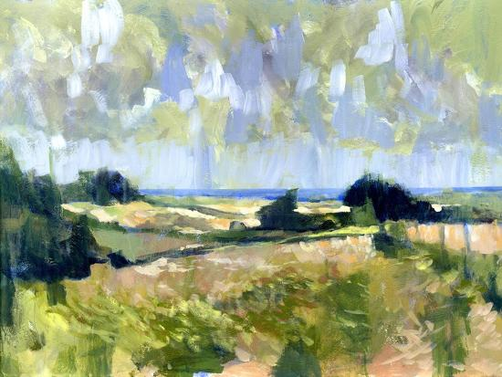 Sutton Downs View, 2007-Clive Metcalfe-Giclee Print