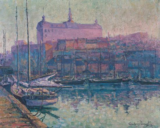 suzanne-duquet-le-bassin-louise-quebec-1923
