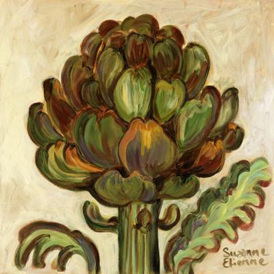 Artichoke by Suzanne Etienne