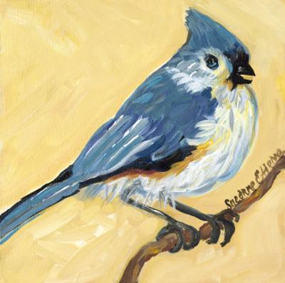 Bird Square II by Suzanne Etienne