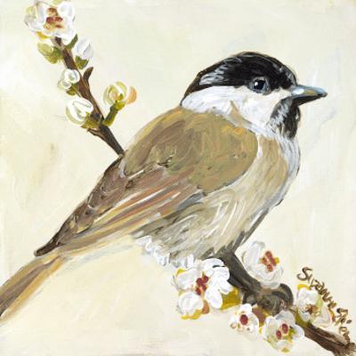 Bird VI by Suzanne Etienne