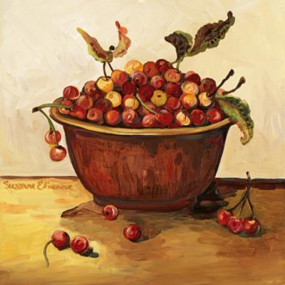 Bowl of Cherries by Suzanne Etienne