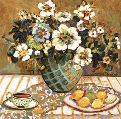 Lemon Floral by Suzanne Etienne