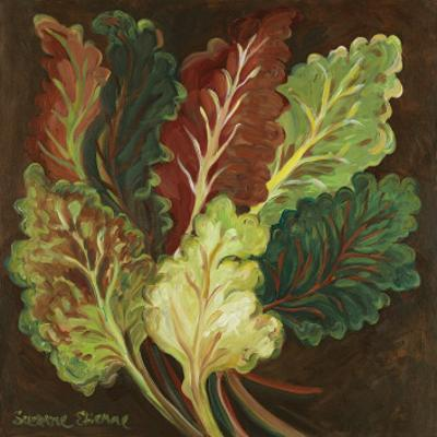 Red Chard by Suzanne Etienne
