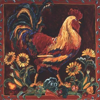 Rooster Rustic by Suzanne Etienne
