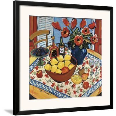 The Lemon Bowl by Suzanne Etienne