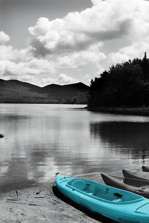Kayak Teal 2