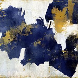 Indigo Slash II by Suzanne Nicoll