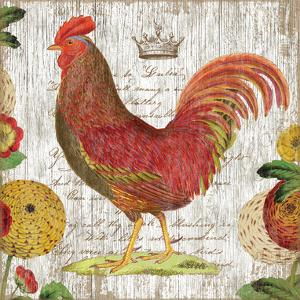 Rooster II by Suzanne Nicoll