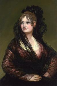 Dona Isabel De Porcel by Suzanne Valadon