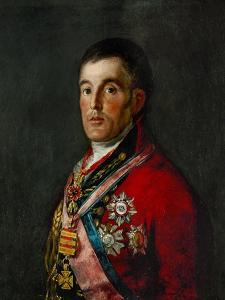 Duke of Wellington, 1769-1852 by Suzanne Valadon