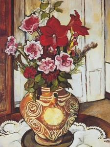 Flowers by Suzanne Valadon