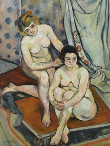 Les Baigneuses by Suzanne Valadon
