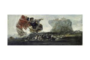 Phantastc Vision, 1820-23 by Suzanne Valadon