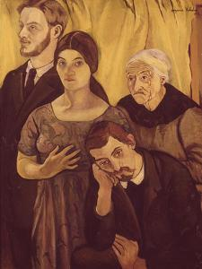 Portrait de Famille by Suzanne Valadon