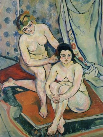 The Two Bathers, 1923