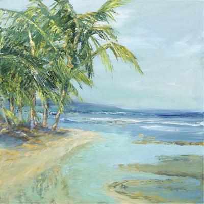 Blue Coastal Lagoon