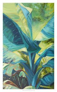 Green Banana Duo I by Suzanne Wilkins