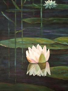 Tranquility I by Suzanne Wilkins