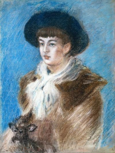 Suzanne-Claude Monet-Giclee Print