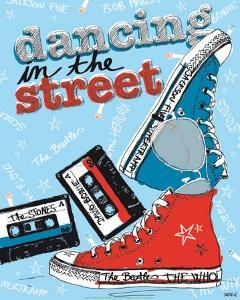 Dancing in the Street by Suzie Q.