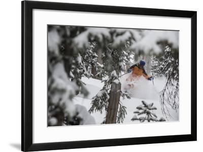 Sven Brunso Wolf Creek Co-Liam Doran-Framed Photographic Print