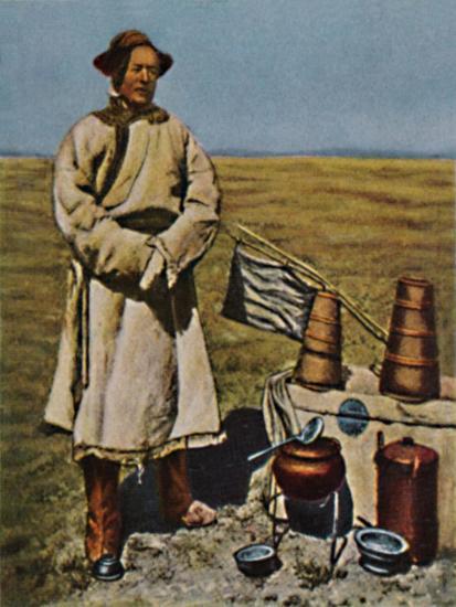 'Sven Hedin - Geb. 1865', 1934-Unknown-Giclee Print