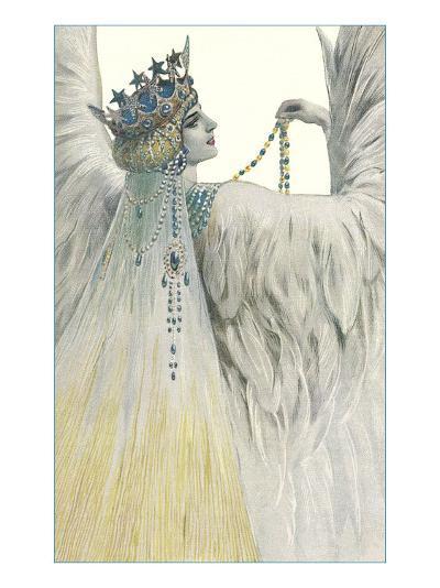 Swan Queen--Art Print