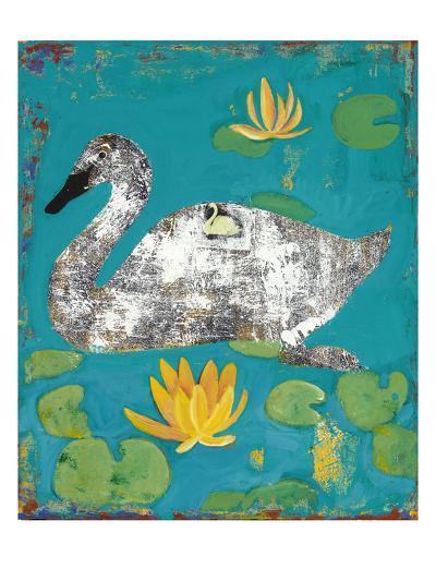 Swan-Nathaniel Mather-Premium Giclee Print