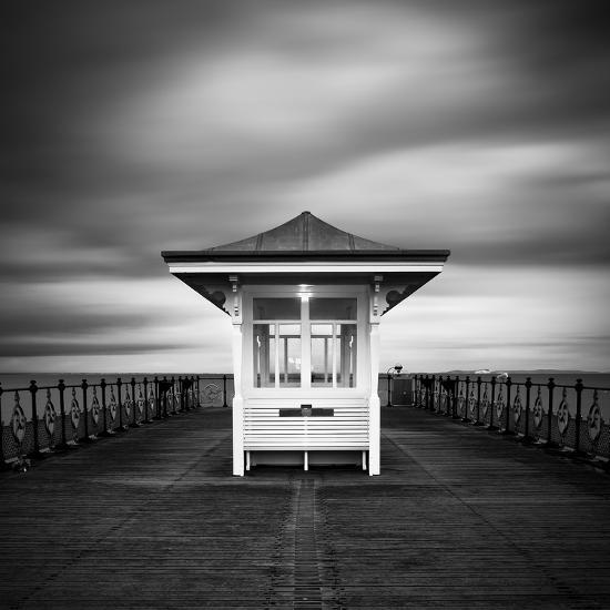 Swanage Pier-Rob Cherry-Giclee Print