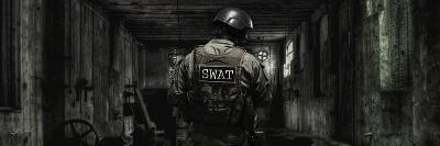 Swat Senses-Jason Bullard-Giclee Print