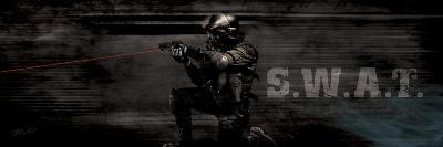 Swat-Jason Bullard-Giclee Print
