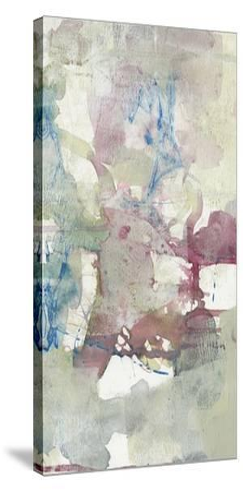 Swath of Color II-Jennifer Goldberger-Stretched Canvas Print