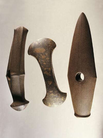 Sweden, Stockholm, Axes of the Battle Axe Culture--Giclee Print