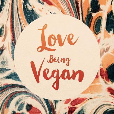 Love Being Vegan
