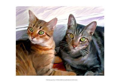Sweepo and Tony-Robert Mcclintock-Art Print