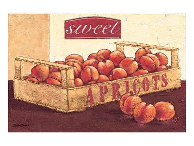 Sweet Apricots-Bjoern Baar-Art Print