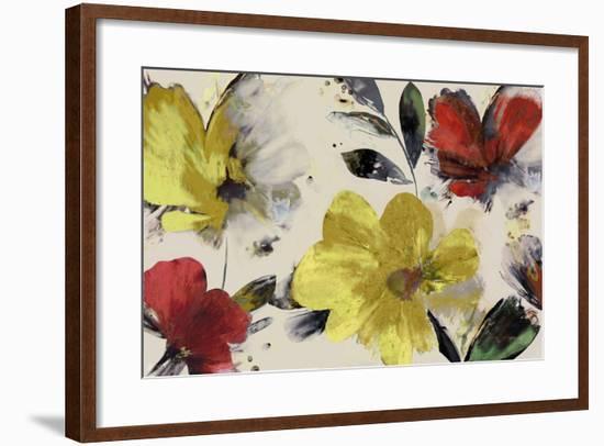 Sweet Blooms-PI Studio-Framed Art Print