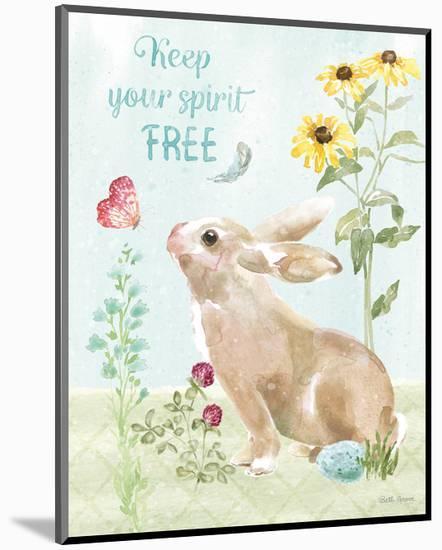 Sweet Bunnies V-Beth Grove-Mounted Art Print