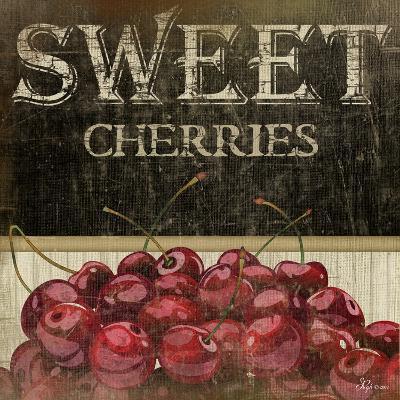 Sweet Cherries-Jennifer Pugh-Art Print