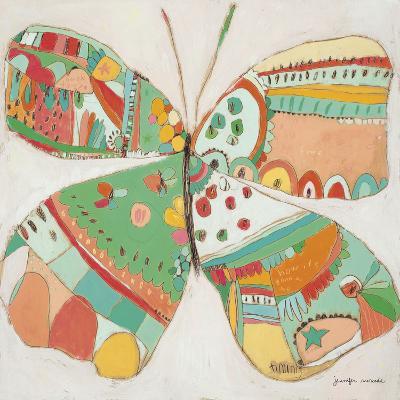 Sweet Cream Fly-Jennifer Mercede-Art Print