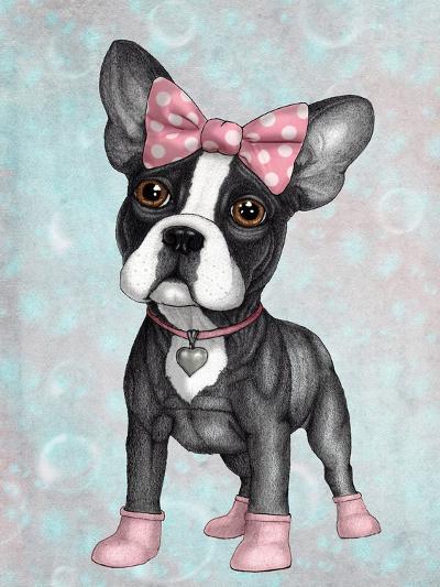 Sweet Frenchie-Barruf-Art Print