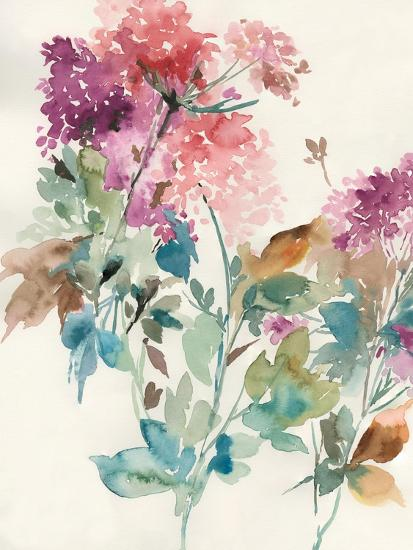 Sweet Hydrangea II-Asia Jensen-Art Print