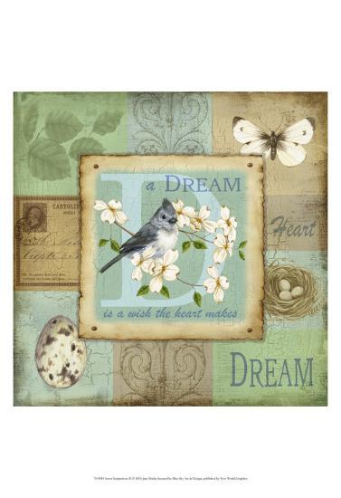 Sweet Inspirations II-Jane Maday-Art Print