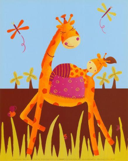 Sweet Nap-Ibrahima-Art Print