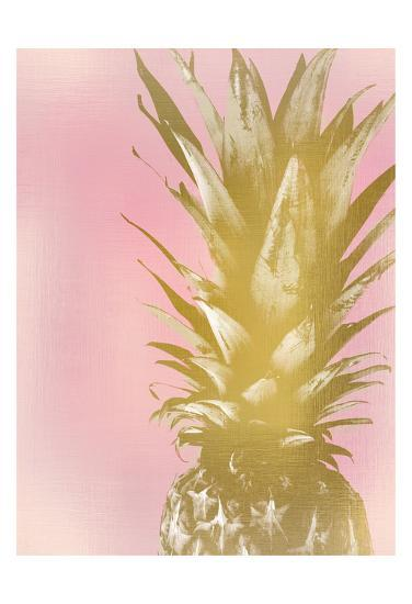 Sweet Pineapple 2-Kimberly Allen-Art Print