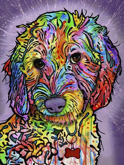 Sweet Poodle-Dean Russo-Giclee Print