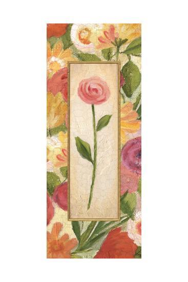 Sweet Romance Panel II-Daphne Brissonnet-Art Print