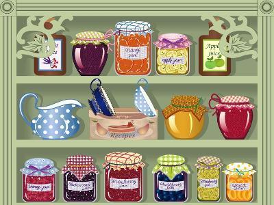 Sweet Store-Milovelen-Art Print
